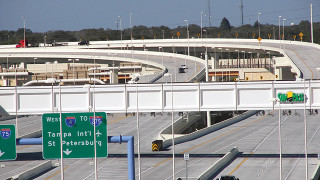 The I-4/Selmon Expressway Connector project is a series of north-south toll ramps that promises to significantly improve the movement of people and goods along the Interstate Highway System.