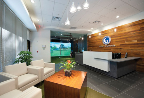 Golf Channel's new North Building