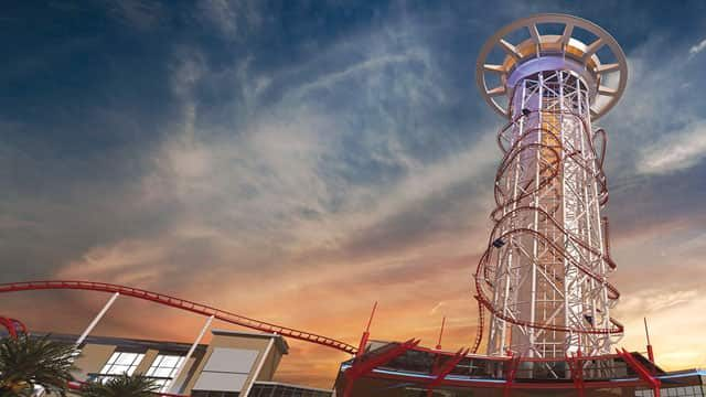 The $300 million Skyplex coming to International Drive in Orlando.