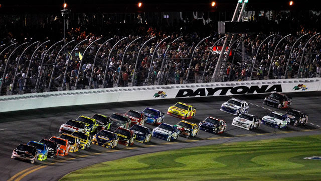 Daytona/NASCAR night racing
