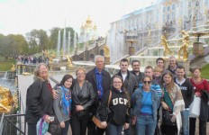 UCF students and co. visit Russia
