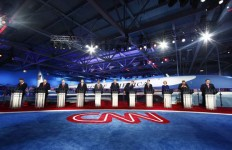 CNN Republican Debate, Reagan Presidential Library