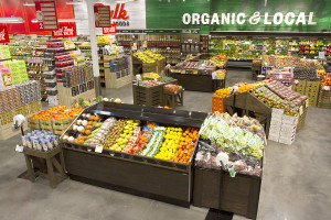 Organic and local grocery