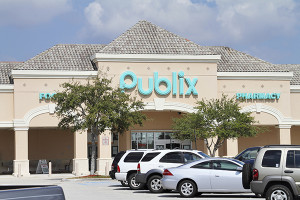Florida diet staple: Publix is the state's largest grocer, with more than 740 locations.