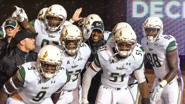 USF football team