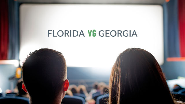 Florida vs. Georgia rivalry