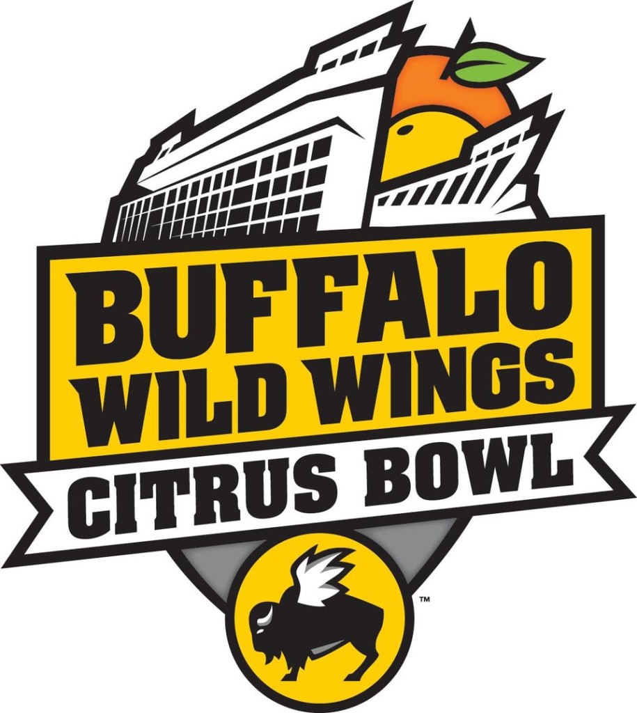 Buffalo Wild Wings Citrus Bowl logo