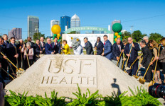 USF Health groundbreaking