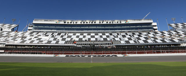 Daytona Rising trackside tower