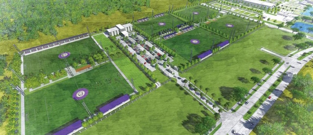 new Orlando City SC facility