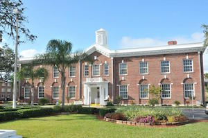 Bethune-Cookman University's White Hall