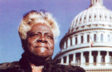 Mary McLeod Bethune in Washington D.C.