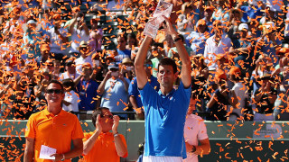 2015 Miami Open Champion