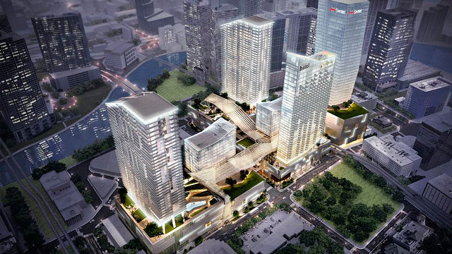 Brickell City Centre artist rendering