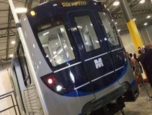 Metrorail vehicle