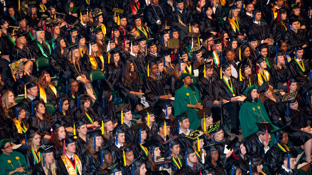 University of South Florida Commencement