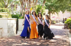 Miss Florida USA pageant contestants