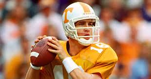 Peyton Manning is the greatest quarterback in Tennessee history, but he couldn't beat Florida.